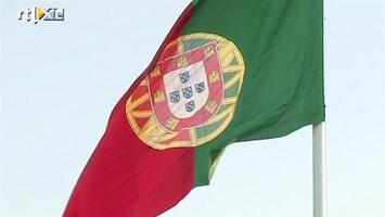 RTL Z Nieuws Van Nieuwenhuijzen: steun Portugal is overbruggingskrediet, stap in richting