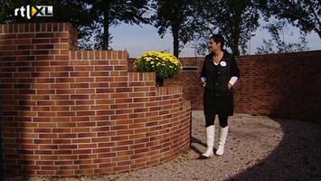RTL Nieuws Muur monument tegen zinloos geweld