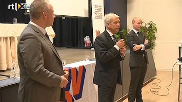 RTL Nieuws 'Het was niet leuk om VVD'er te zijn'