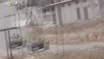 RTL Nieuws Zware gevechten in Syrië