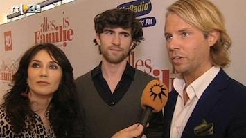 RTL Boulevard Cast Alles Is Familie gepresenteerd