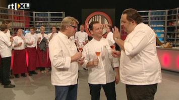 "Topchef Tegen Sterrenchef ""aflevering 1"" - Pupil Rassin Vs Chef Kranenborg"
