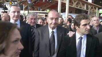 RTL Nieuws Oud-president Chirac veroordeeld