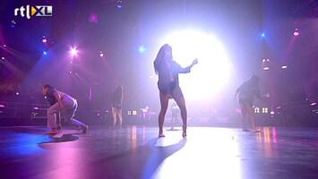 The Ultimate Dance Battle Team Laurent, een geraakte choreograaf