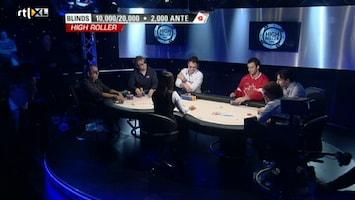 Rtl Poker: European Poker Tour - Uitzending van 24-07-2011