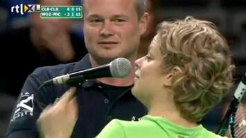 Editie NL Kim Clijsters is terug!