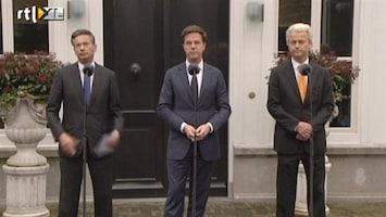 RTL Nieuws Rutte: 3-procentregel noodzakelijk voor groei