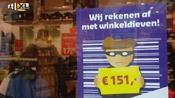 RTL Nieuws Straatverbod voor winkeldieven