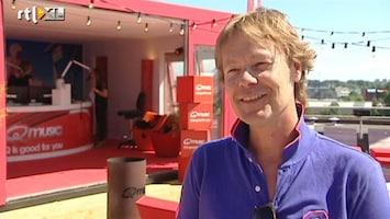 RTL Boulevard Gijs: Overstap naar Radio 2 win-winsituatie