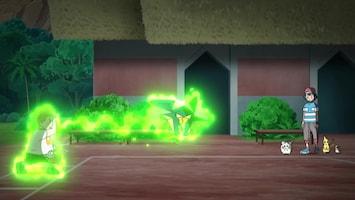 Pokémon - Een Vurige Trainingskamptruc!