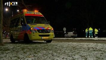 RTL Nieuws Voetganger geschept en meegesleurd