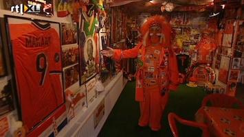 Voetbalfans Het museum van de oranje indiaan
