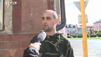 RTL Nieuws Man schiet op Tsjechische president met neppistool