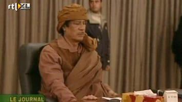 RTL Nieuws 'Libische revolutie begon van onderop'