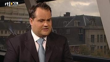 RTL Nieuws De Jager: 'Zwaar weer, schade onbekend'