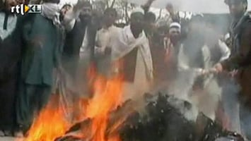 RTL Nieuws Taliban wraakt moordpartij Amerikaan