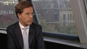 RTL Nieuws Rutte over coalitie: ik zal mijn huid duur verkopen