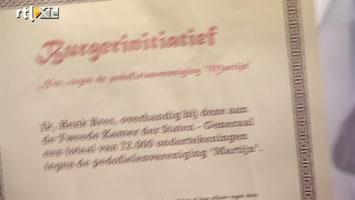 RTL Nieuws Burgerinitiatief tegen pedoclub