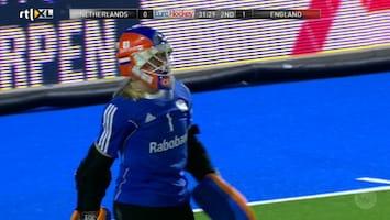 Ek Hockey 2013 - Halve Finale (dames)