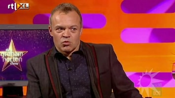 RTL Boulevard Graham Norton Show op Comedy Central