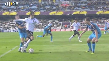 Rtl Voetbal: Uefa Cup - Valencia - Psv