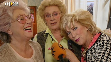RTL Boulevard Interview met Golden Girls