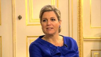 RTL Nieuws Interview koningspaar, woensdag 20:30 uur