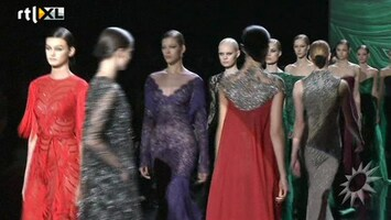 RTL Boulevard Overzicht New York Fashion Week