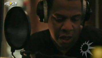 RTL Boulevard Kanye West en Jay-Z maken samen een plaat