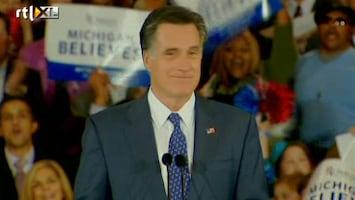 RTL Nieuws Romney wint Michigan en Arizona