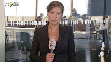 RTL Nieuws Floor Bremer bij persco Alphen