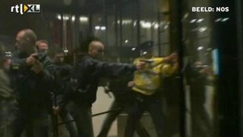 RTL Nieuws Weer aanhoudingen Feyenoordrellen