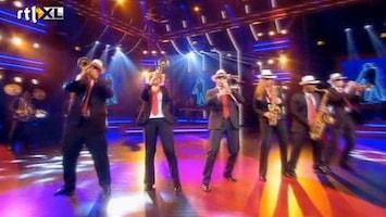 Beat The Best - Optreden Brassballett
