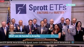 Rtl Z Opening Wall Street - Afl. 91