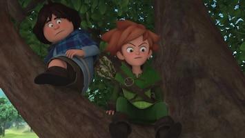 Robin Hood Afl. 30