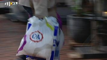 RTL Nieuws Hogere BTW: minder consumeren