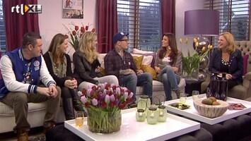 Koffietijd Ben Saunders en Leonie Meijer (3)