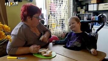 Ik Kan Het Niet Alleen Meervoudig gehandicapt kind uit huis?