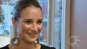 RTL Boulevard Lieke van Lexmond tekent contract