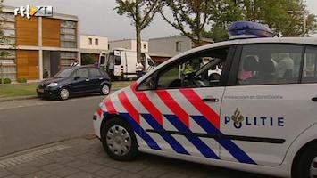 RTL Nieuws Grootschalige drugsactie in huizen Tilburg