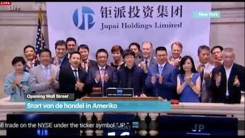 Rtl Z Opening Wall Street - Afl. 139