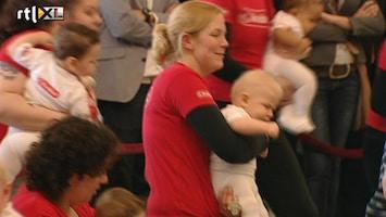 Editie NL Nieuwe trend: babyfitness