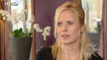 RTL Boulevard Bettina Holwerda-Bakkum over haar zwangerschap