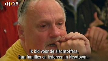 RTL Nieuws Newtown verbijsterd na bloedbad