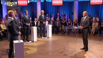 RTL Nieuws Oplossing voor de economie in 30 seconden