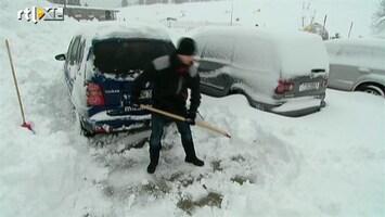 RTL Nieuws Veel sneeuw in buurlanden