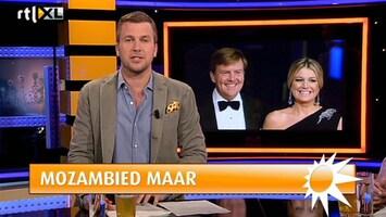 RTL Boulevard Advertentie huis Willem-Alexander