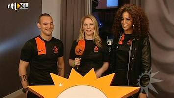 RTL Boulevard De nieuwe uitshirst van Oranje
