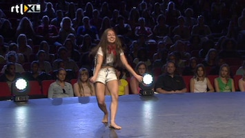 So You Think You Can Dance - Cheyenne Zet Dancehall Op De Kaart
