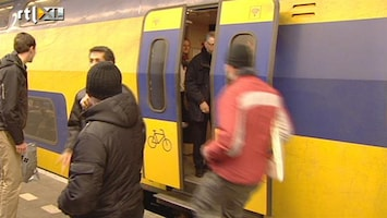 RTL Nieuws Salarissen top NS fors omlaag
